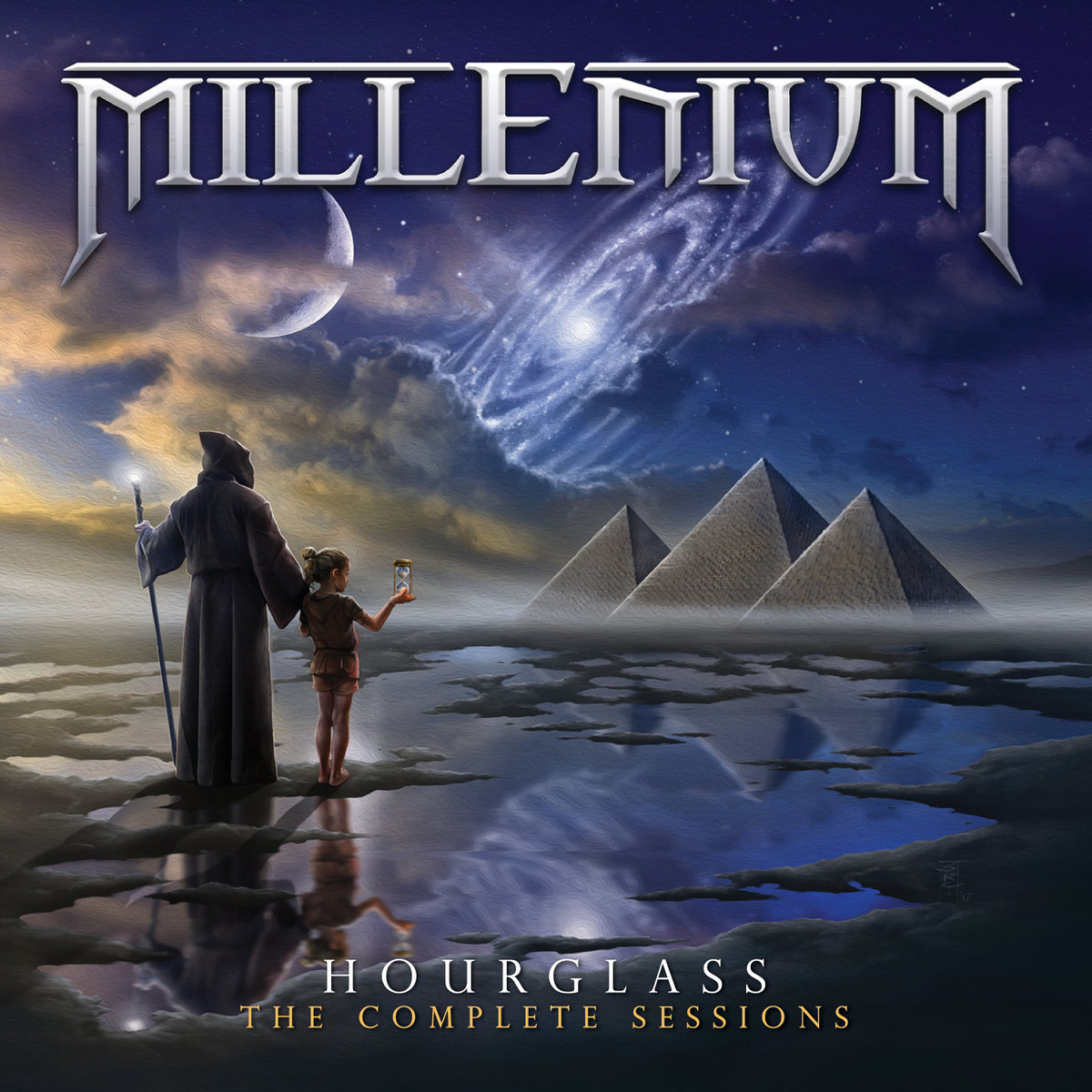 millenium hourglass