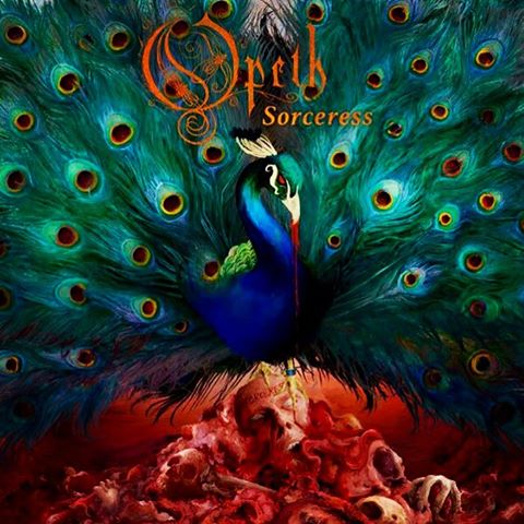 opeth sorceress cover