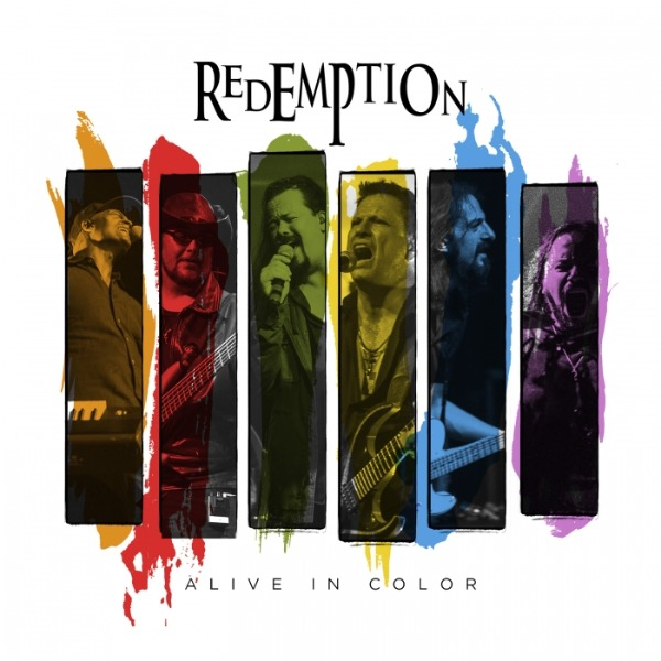 redemption alive in color