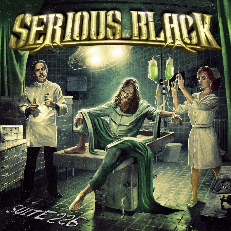 serious black-suite 226