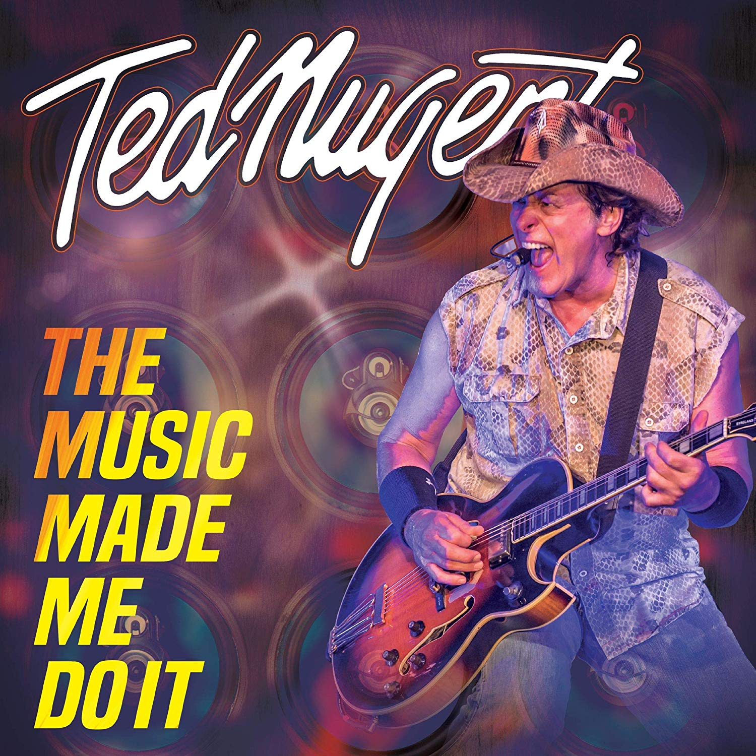 ted nugent-the music made me do it